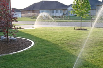 Irrigation Systems in Alpharetta