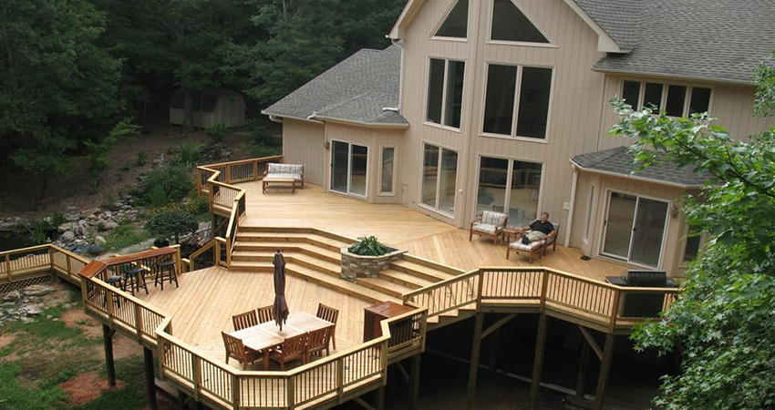 Alpharetta Deck Contractor